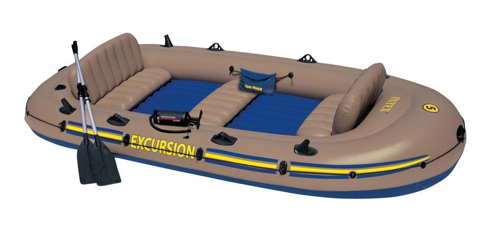 Заказать лодку пвх из китая