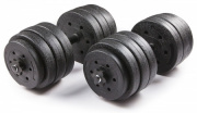 Набор композитных гантелей Trex Sport 40кг купить недорого на Vishop.by, рассрочка!